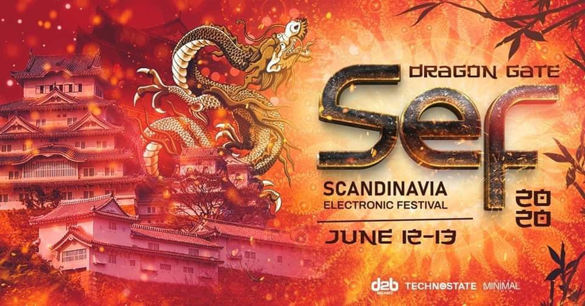 Event: Scandinavia Electronic Festival 2022 - Return Of The Dragon