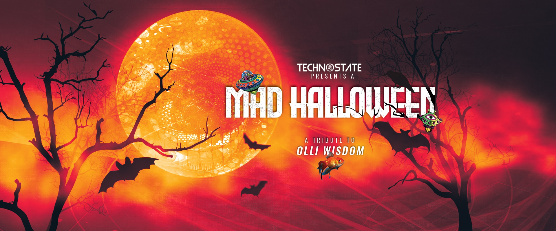 Event: Technostate Halloween a Tribute to Space Tribe.