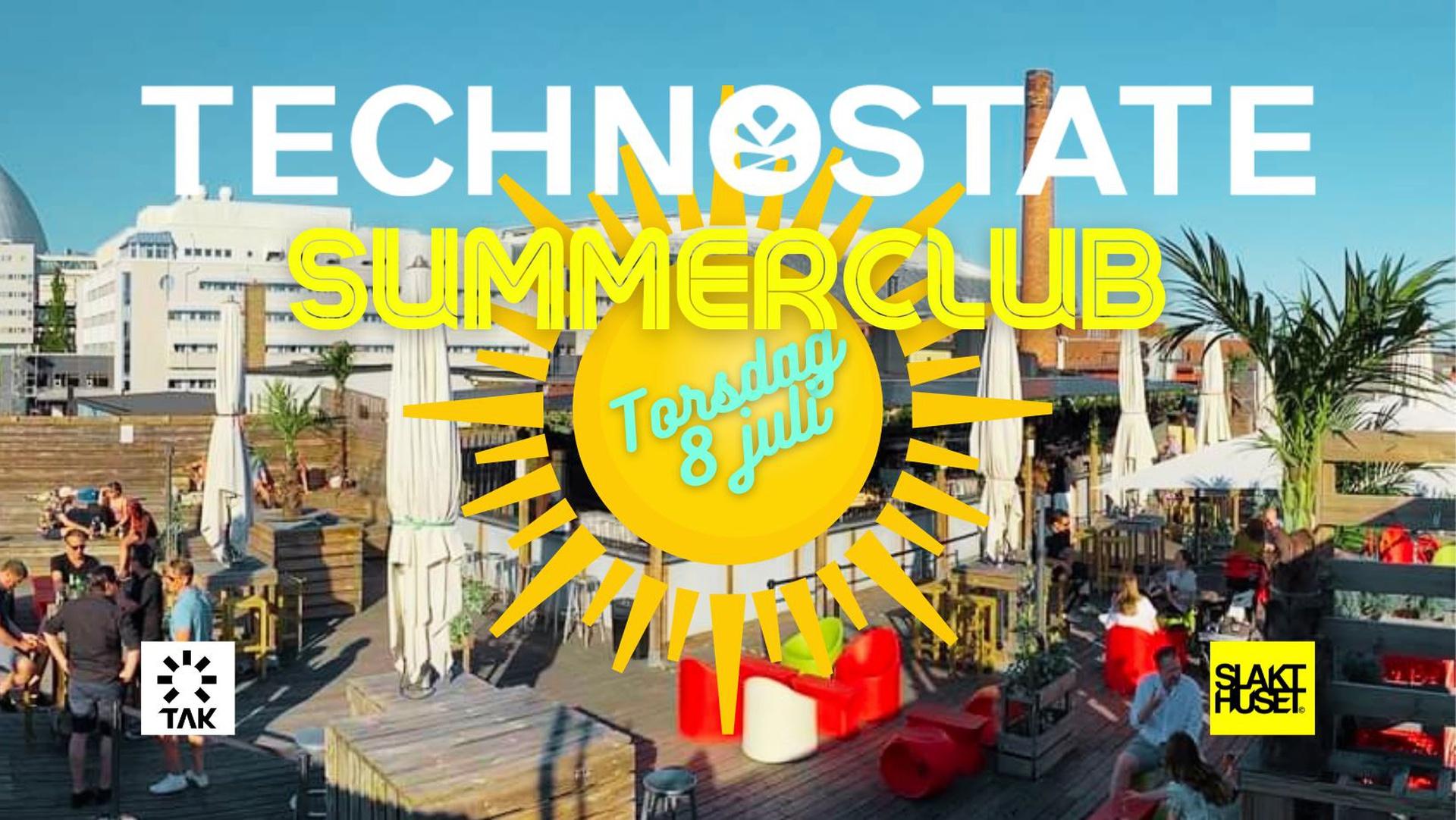 Event: Technostate Summerclub