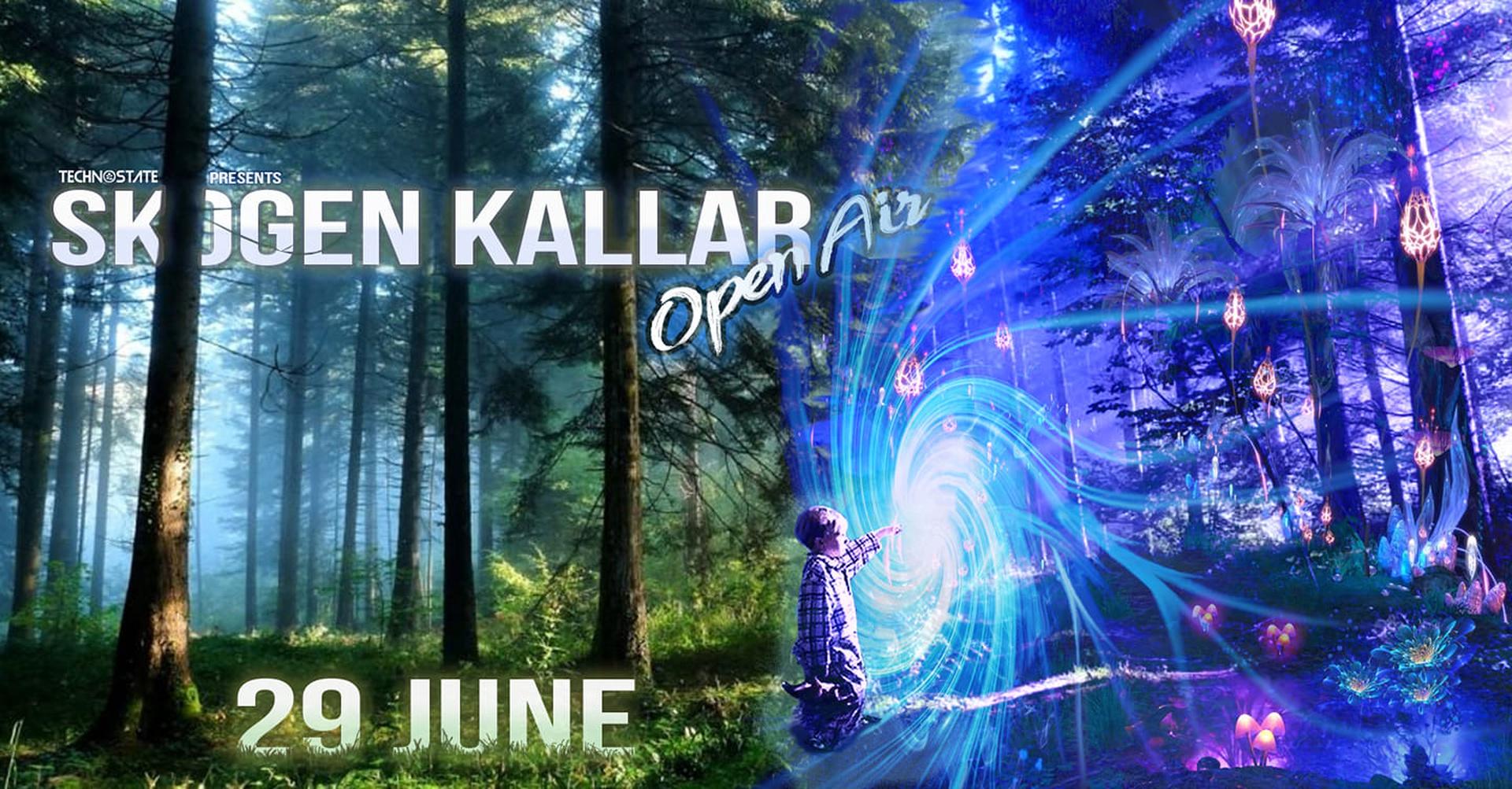 Event: Skogen Kallar 2019