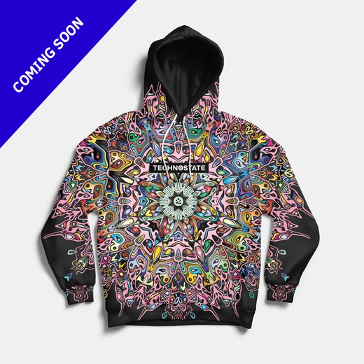 Psy vibe - hoodie