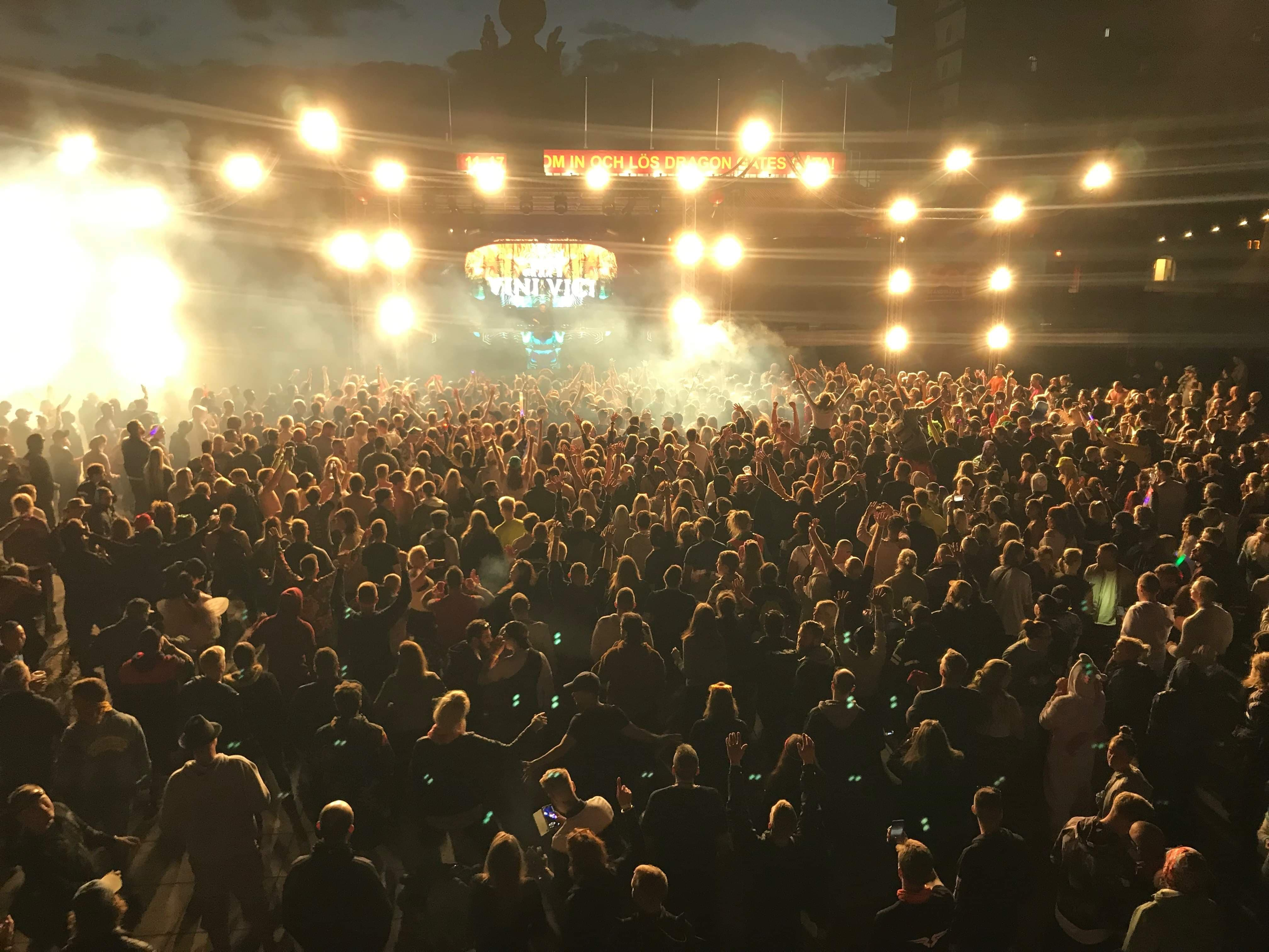 Scandinavia Electronic Festival 2019